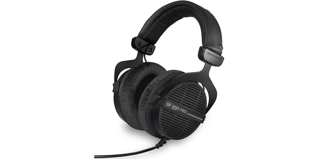 Beyerdynamic Dt 990 Pro Over-Ear Studio Monitor Headphones