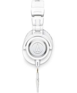 Audio-Technica ATH-M50XWH Professional Studio Monitor Headphones3