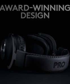 Logitech-G-PRO-X-design